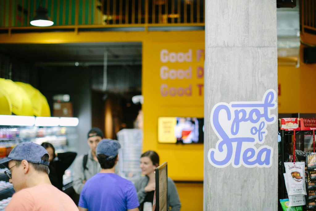 """Spot of Tea Opens First Permanent Location in NoMa"""