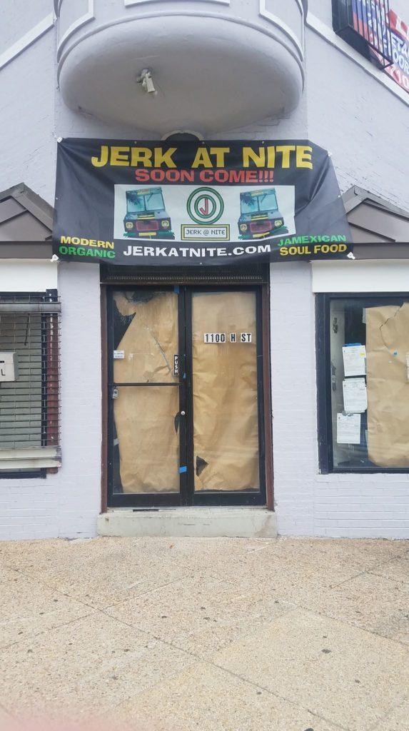 "PoPville » Jerk at Nite ""Modern Organic JaMexican Soul Food"" coming to H  Street, NE"