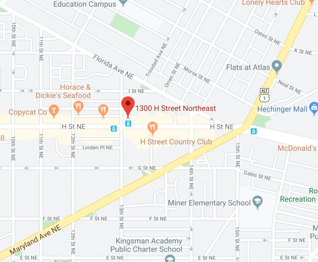 Early Morning Shooting on H Street, NE Sunday; Shots Fired in SW Saturday Morning