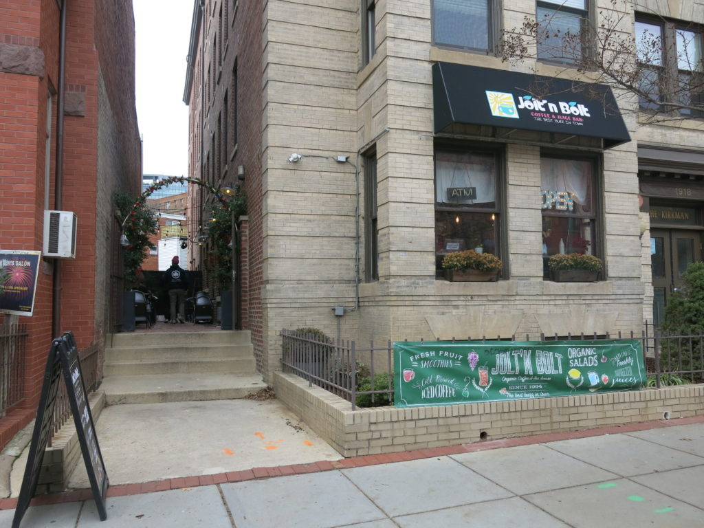"""""""Super profitable Coffee shop and tea house in bustling DC"""" listed for sale"""