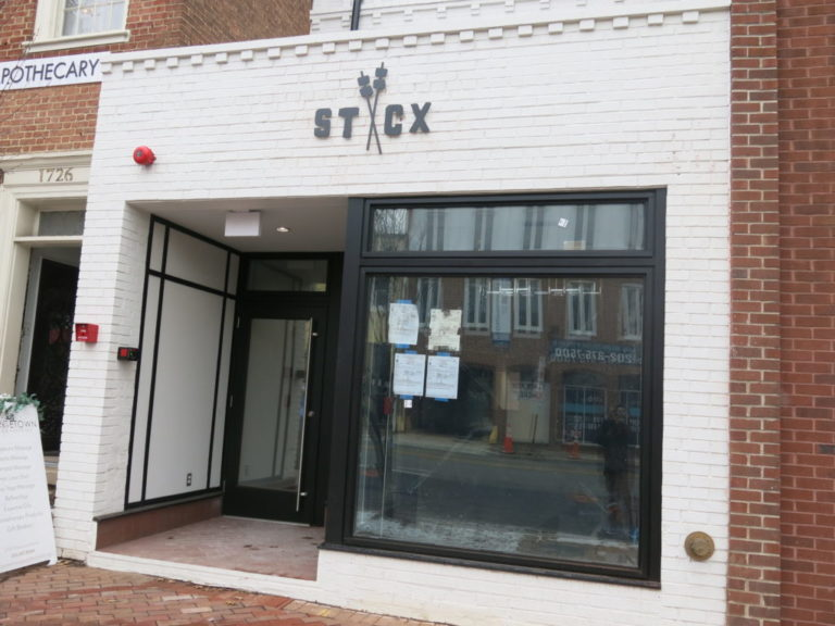 Sticx restaurant. Image: Prince of Petworth