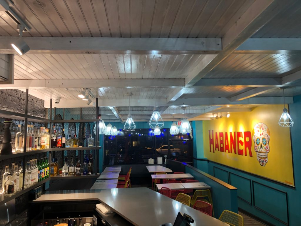 Taqueria Habanero Reopens Today - Check Out The Sweet Renovated Dining Room