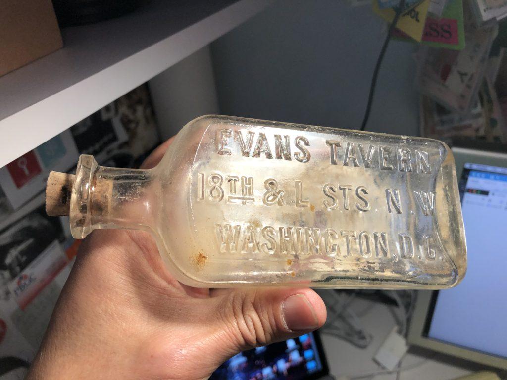 Archeological Finds Vol. 33 – Evans Tavern