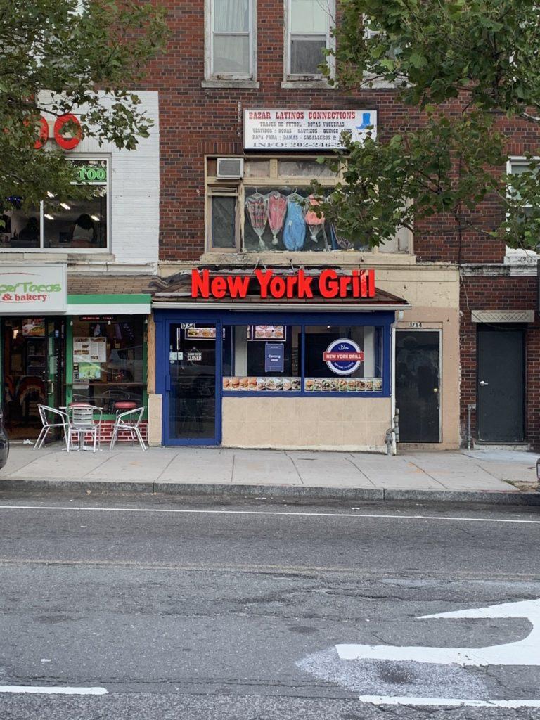 Grill new york