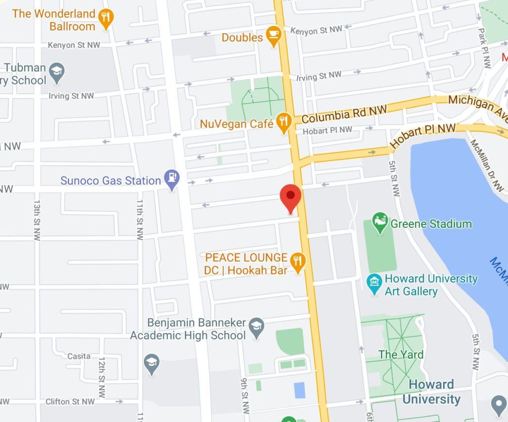 Shooting Homicide around 9pm on Georgia Ave in Pleasant Plains