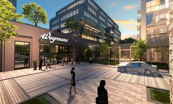 """Wegmans now hiring for First D.C. Location """"scheduled to open in the summer of 2022"""""""